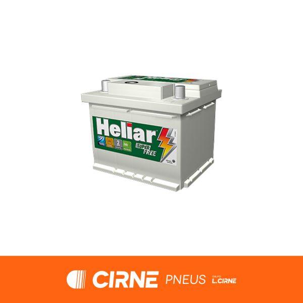 Imagem ilustrativa da Bateria Heliar HF48BD