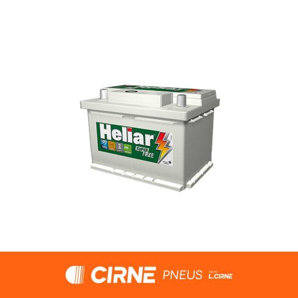 Imagem ilustrativa da Bateria Heliar HF60DD