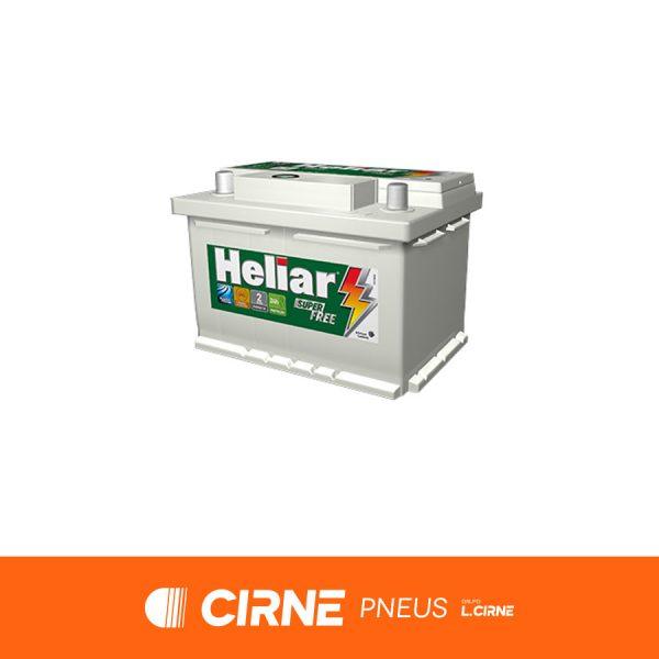 Imagem ilustrativa da Bateria Heliar HF65HD