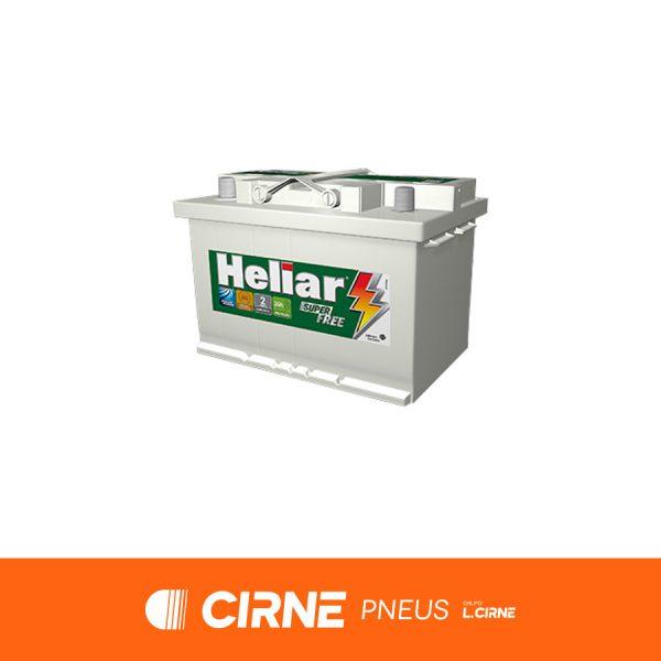 Imagem ilustrativa da Bateria Heliar HF70ND